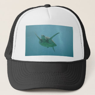 Underwater Sea Turtle Trucker Hat