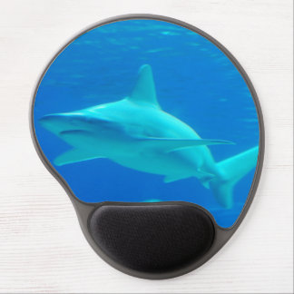 Underwater Sharks Gel Mouse Mats