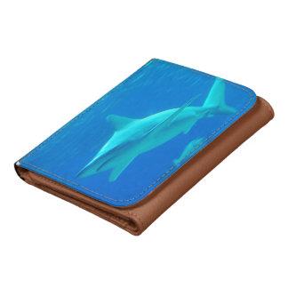 Underwater Sharks Wallet