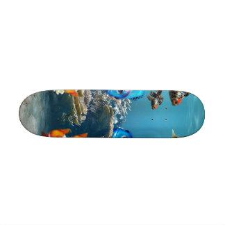 Underwater Skate Boards