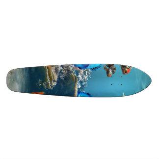 Underwater Skate Board Deck