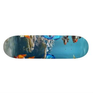 Underwater Custom Skate Board