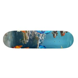Underwater Skateboards