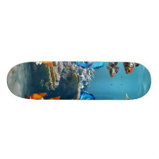 Underwater Skateboard Decks