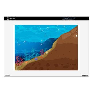 Underwater Skin For Laptop