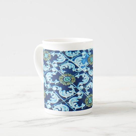 Underwater Spanish Tile Tea Cup
