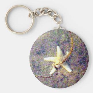 Underwater Starfish Key Chain
