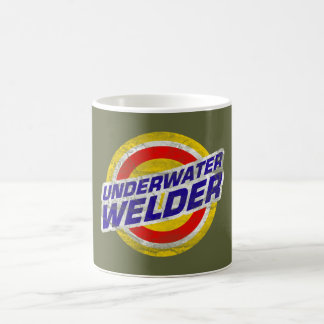 Underwater Welder Coffee Mug