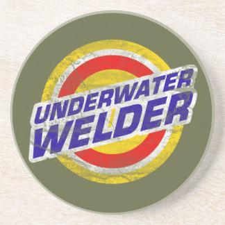 Underwater Welder Drink Coaster