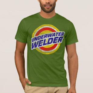 77b5cd9e American Welder T-Shirts - T-Shirt Design & Printing | Zazzle