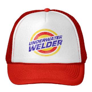 Underwater Welder Trucker Hat