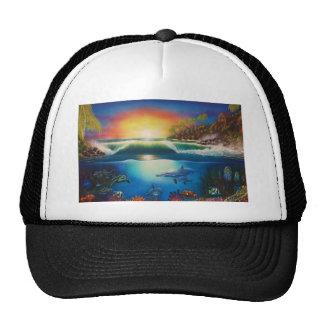 Underwater Wonderland.jpg Mesh Hat