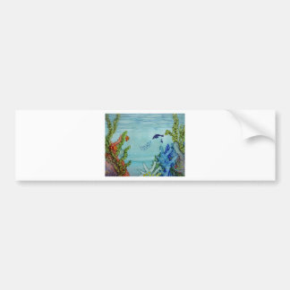 Underwater World #1 Bumper Sticker