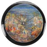 Underwater World Aqua Clock