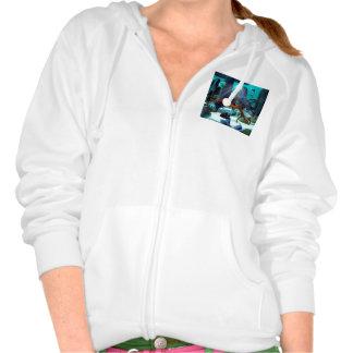 Underwater world hoodies