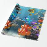 Underwater Wrapping Paper