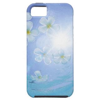 UnderWaterPlumerias iPhone 5 Cases
