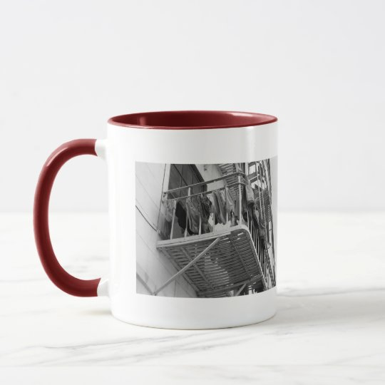 Underwear Out To Dry Mug