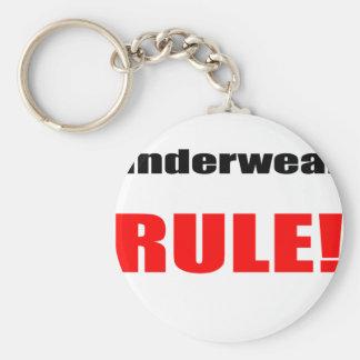 underwear rule fun make boy girl nudist freedom keychain