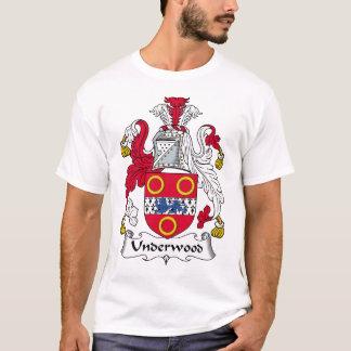Underwood Family Crest T-Shirt
