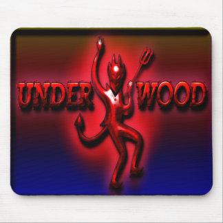 Underwood Ham Red Devil II Mousepad