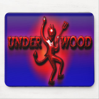Underwood Ham Red Devil III Mousepad