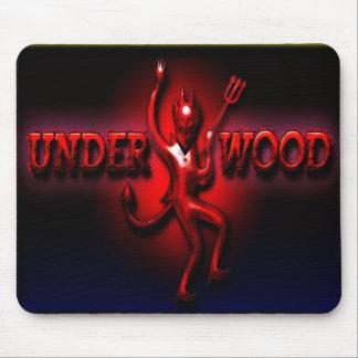 Underwood Ham Red Devil Mousepad