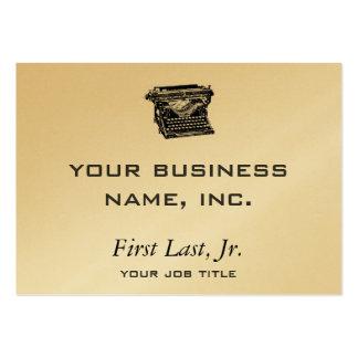 Underwood Typewriter Writer Business Cards