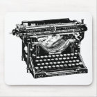 Underwood Typewriter Writer Mouse Pad