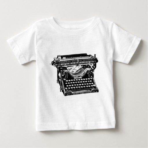 Underwood Typewriter Writer Shirt