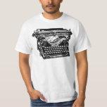 Underwood Typewriter Writer Tshirt