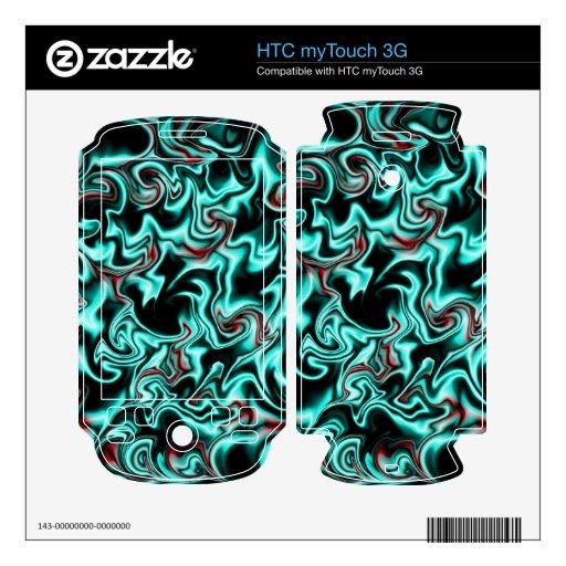 Underworld HTC myTouch 3G Decal