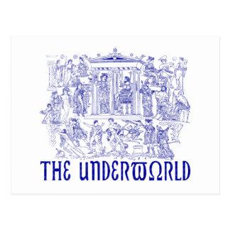 Underworld Postcard