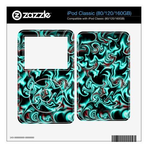 Underworld iPod Classic Decals