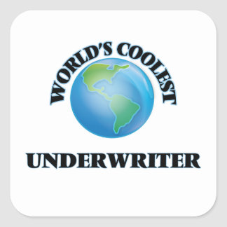 UNDERWRITER116457906.png Square Sticker