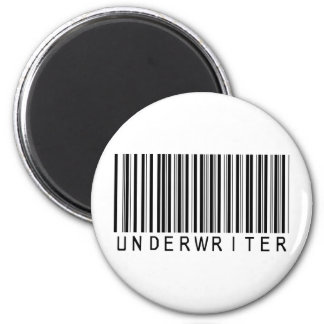 Underwriter Bar Code Magnet