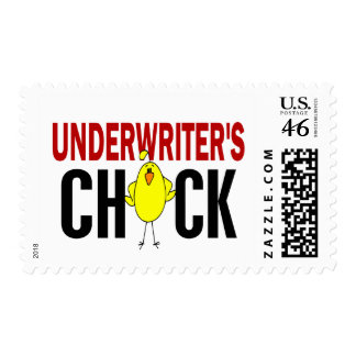 Underwriter s Chick Stamps