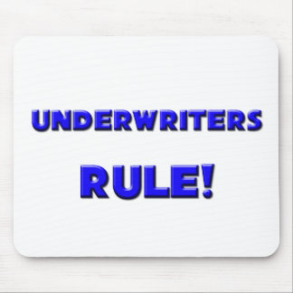 Underwriters Rule! Mouse Pad