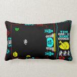 Underwurlde Throw Pillows