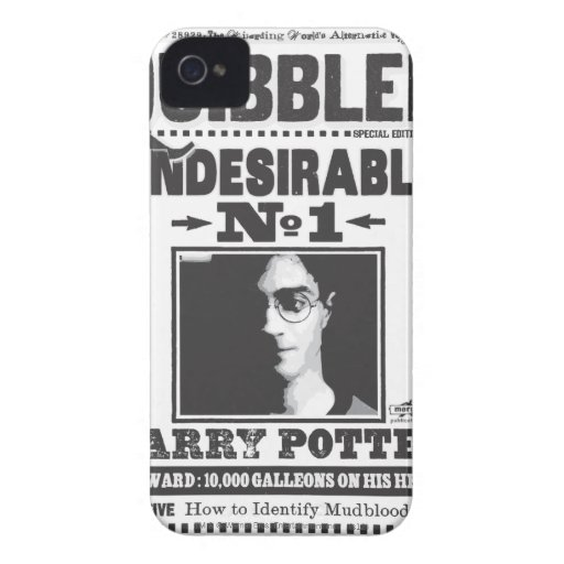 UnDesirable # 1 iPhone 4 Case-Mate Case