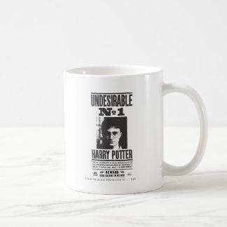 Undesirable No 1 Classic White Coffee Mug