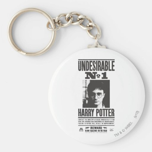 Undesirable No 1 Key Chains