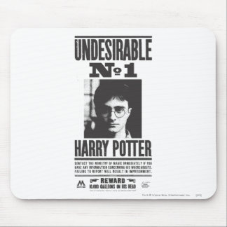 Undesirable No 1 Mouse Pad
