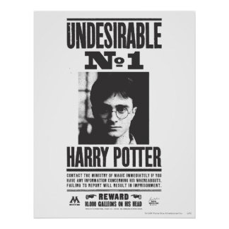 Undesirable No 1 Poster