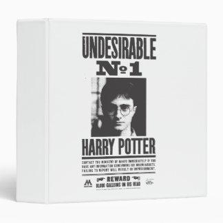 Undesirable No 1 Vinyl Binder