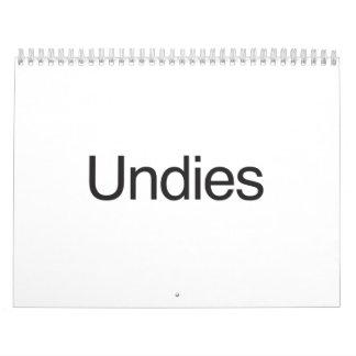 undies.ai calendar