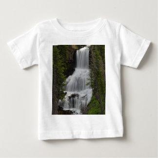 Undine Waterfalls Yellowstone Infant T-shirt