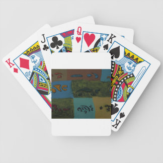 UNDISCOVERED ISLANDS BICYCLE PLAYING CARDS