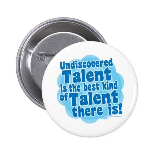 Undiscovered Talent Buttons
