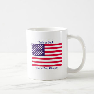 Undisputed World Champions! Coffee Mug